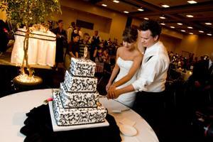Wedding Reception in Ballroom CD