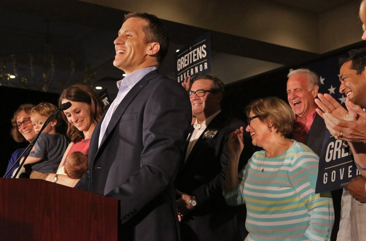 Greitens thanks supporters for victory