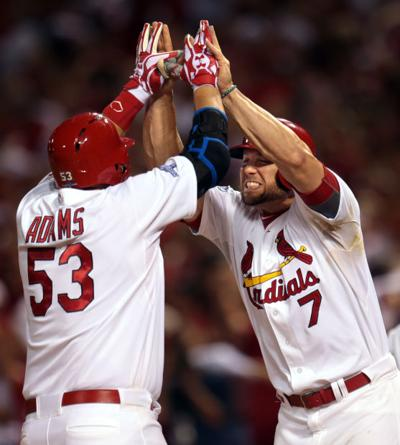 Cards win, face Dodgers in NLCS