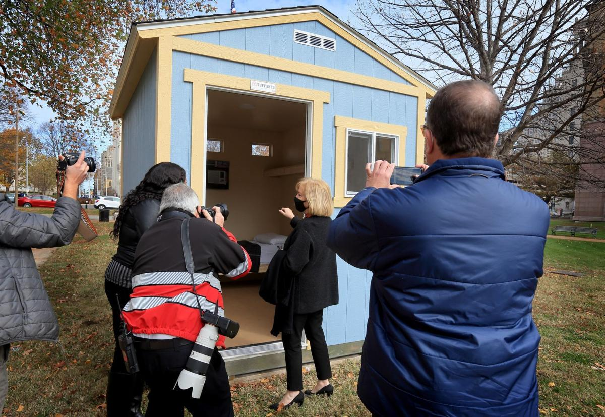 St. Louis city to establish tiny house community to help the homeless