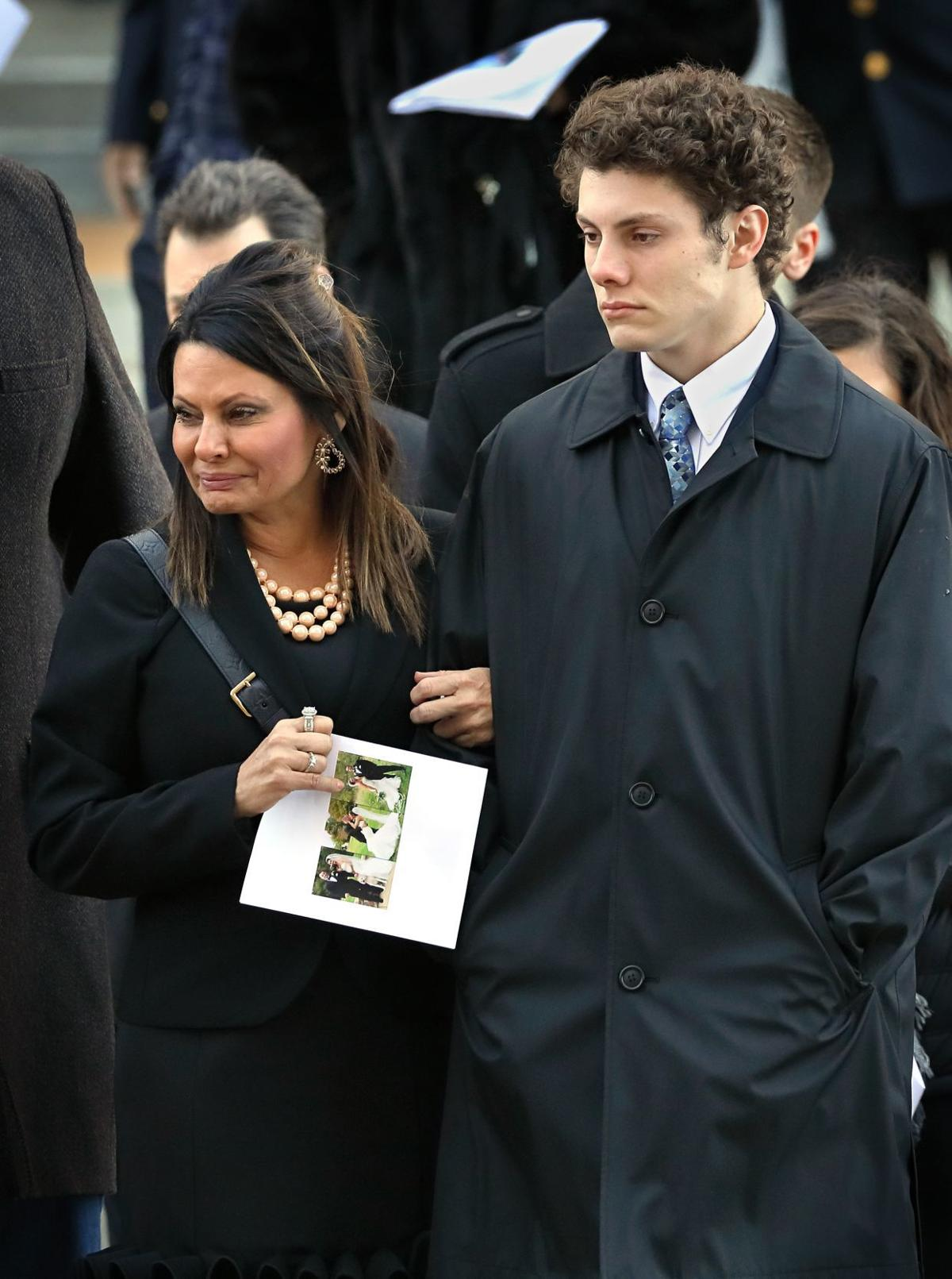 Funeral for St. Louis Police Officer Katlyn Alix