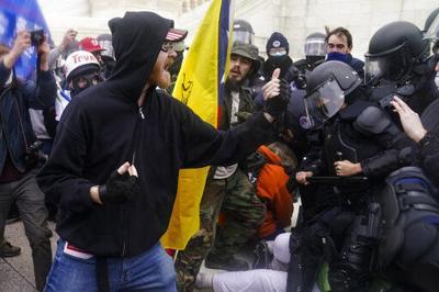 Journalists recount harrowing attacks amid Capitol riot