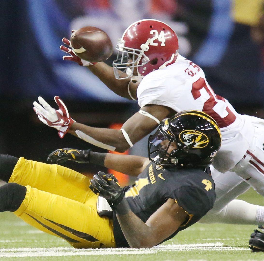 Missouri v Alabama SEC Championship