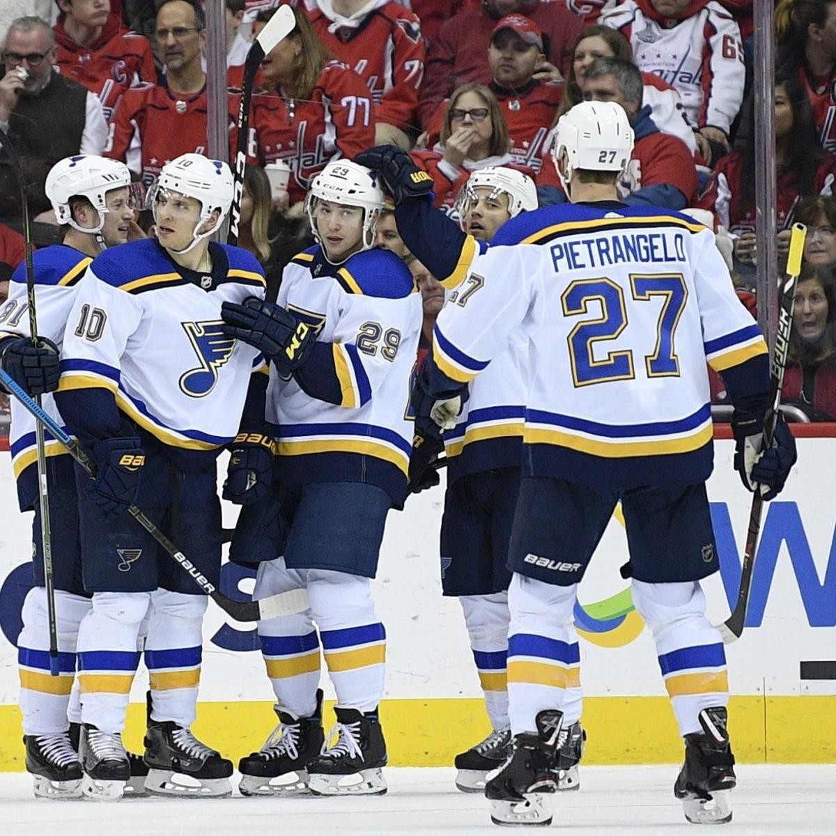 TIME TO JUMP ON THE BLUES' BANDWAGON? | Sports | stltoday com