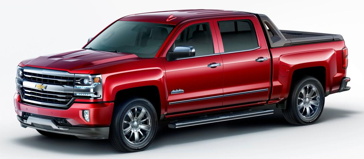 2017 Chevrolet Silverado High Desert Its sort of Avalanche Lite