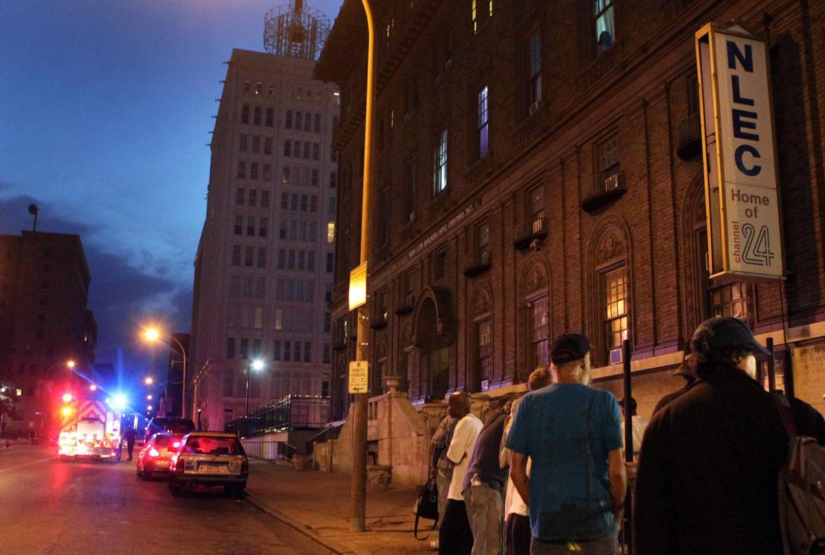 Downtown residents petition against New Life