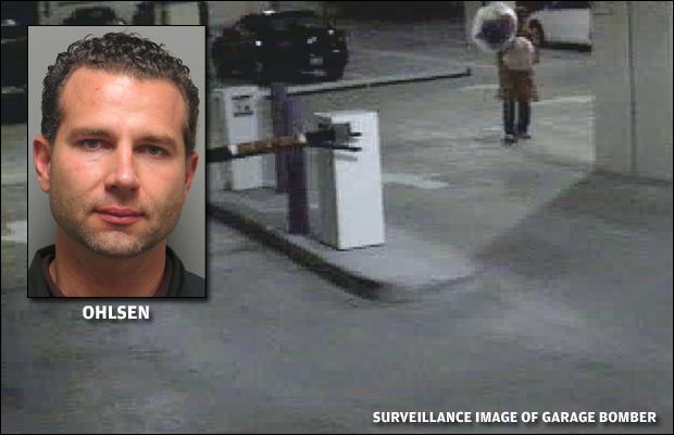 "Milton ""Skip"" Ohlsen III and surveillance of bomber"