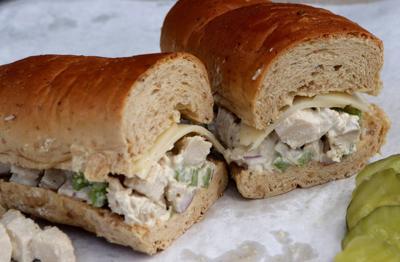 Special Request - Gioia's Deli chicken sandwich
