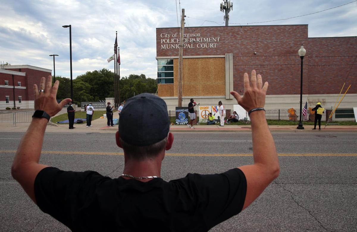 Groups call for peace, prayer in Ferguson