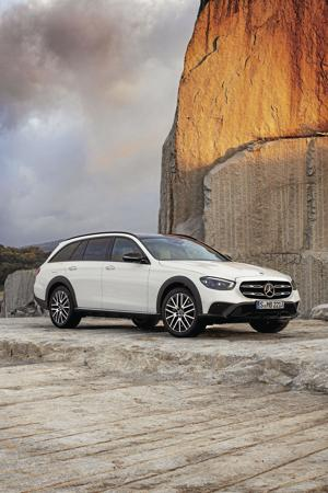 2021 Mercedes-Benz E450 4Matic All-Terrain.