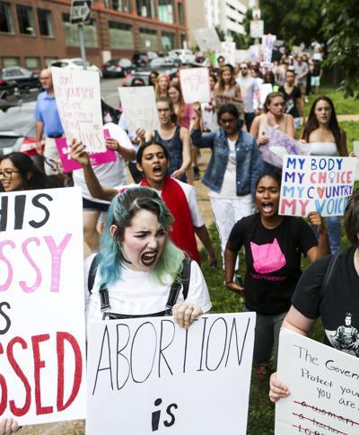 Protesting the Missouri ban