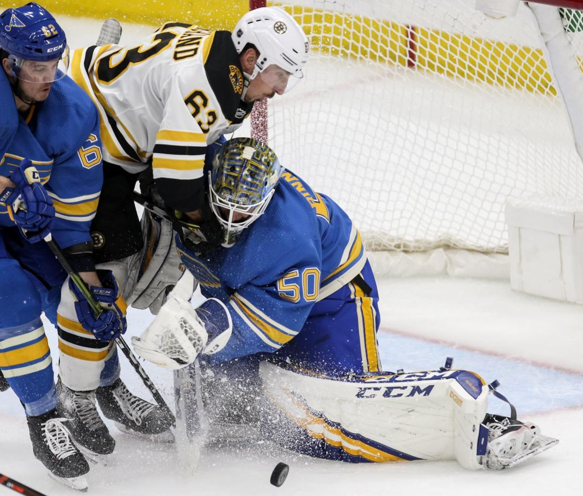 BenFred: Backes and Blues put friendships on pause, and Bruins give Binnington some early motivation