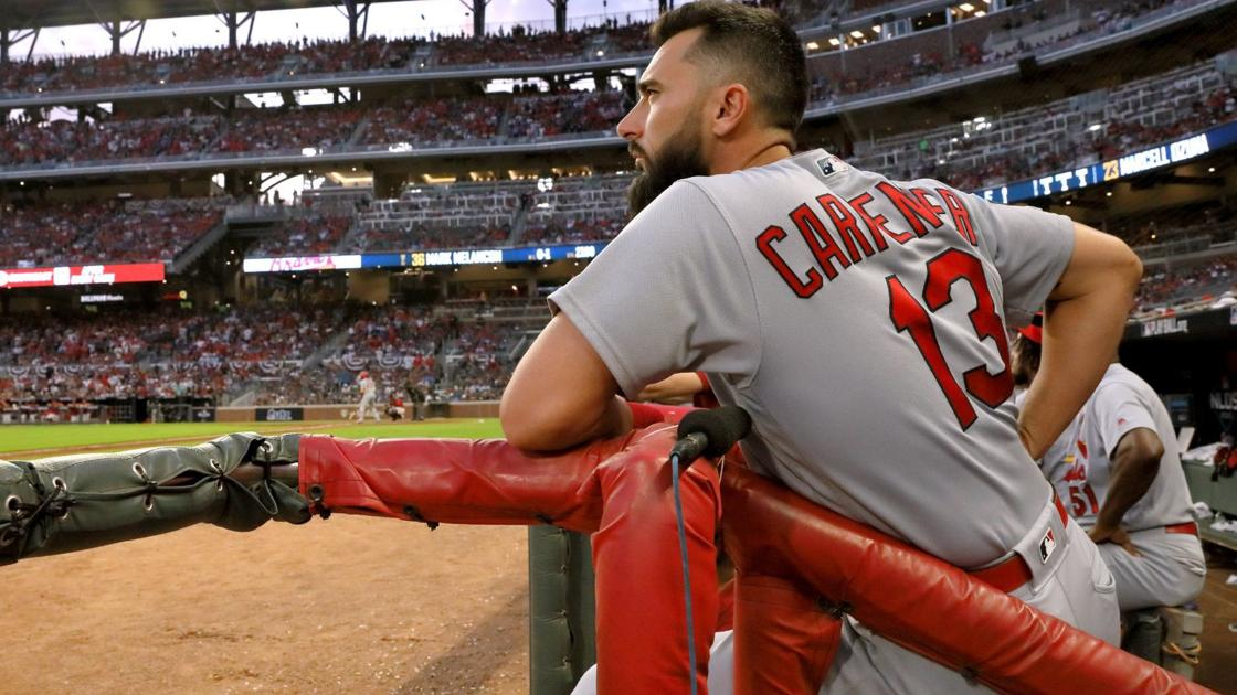 Cardinals notebook: Carpenter returns to lineup for Game 3