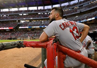 St. Louis Cardinals vs Atlanta Braves, Game 2 NLDS in Atlanta