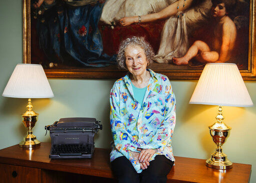 Margaret Atwood returns us to Gilead in 'The Testaments'