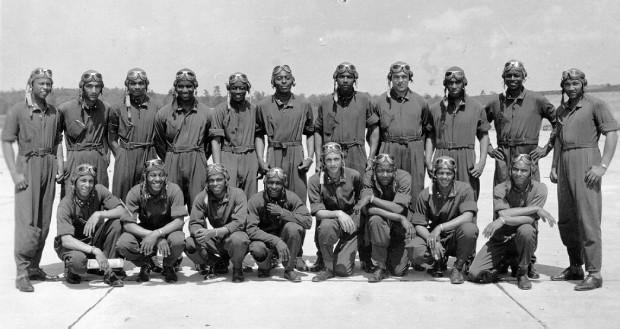 Tuskegee Army Air Field class 43-D, 1943