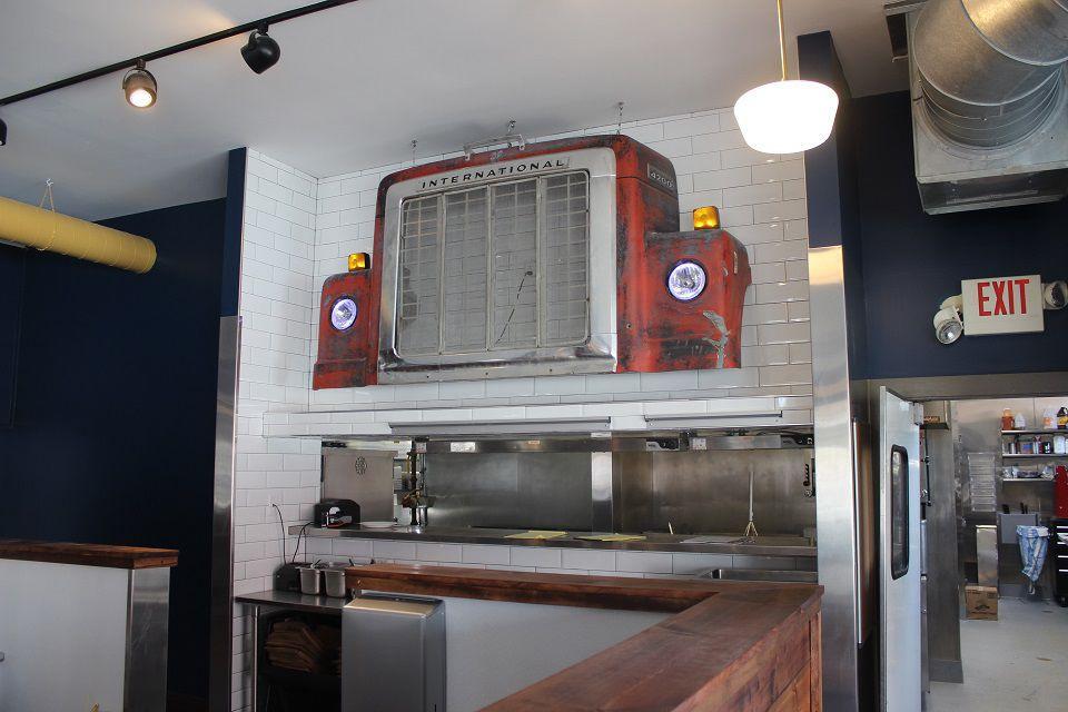 Grace Meat + Three kitchen
