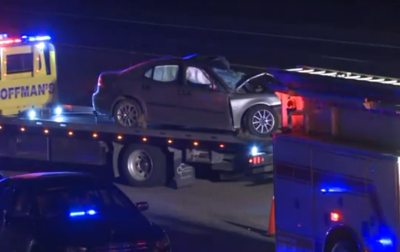 Wrong-way accident kills three, injures five on I-44 in Franklin