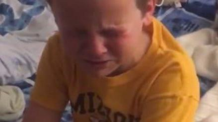 A Mizzou shirt made him cry, but boy scores big with Missouri State