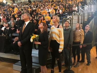 461544badb5 Mizzou legend John Brown cherishes jersey retirement