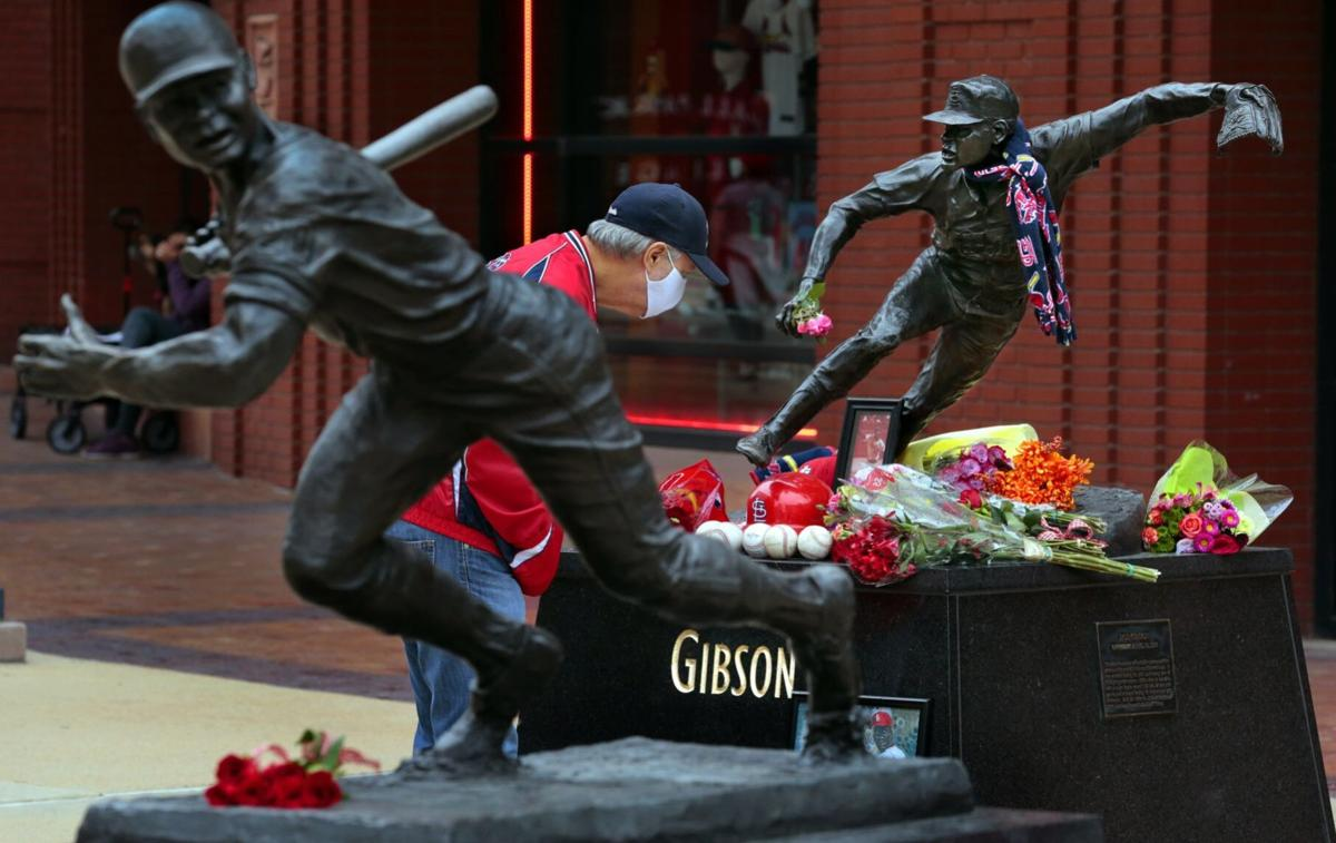 Bob Gibson remembered