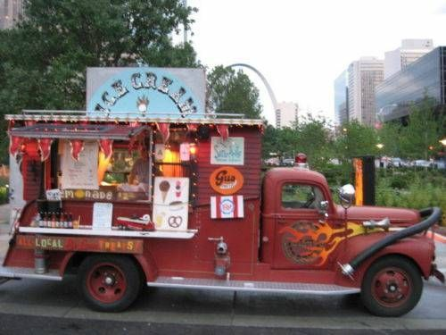 Fire Amp Ice Cream Truck Selling For Cool 32k Lifestyles
