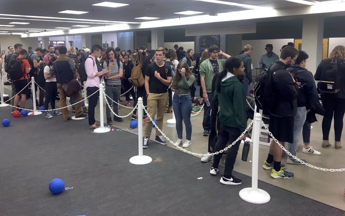 Washington University voting