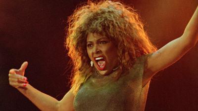 1990: Tina Turner