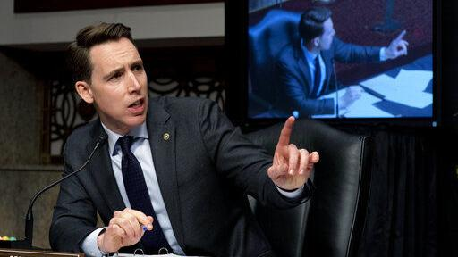 'A country that liberated slaves': Hawley minimizes racism's role in U.S. history