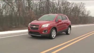 Gm Recalls Chevrolet Small Suvs Suspension Welds Can Break