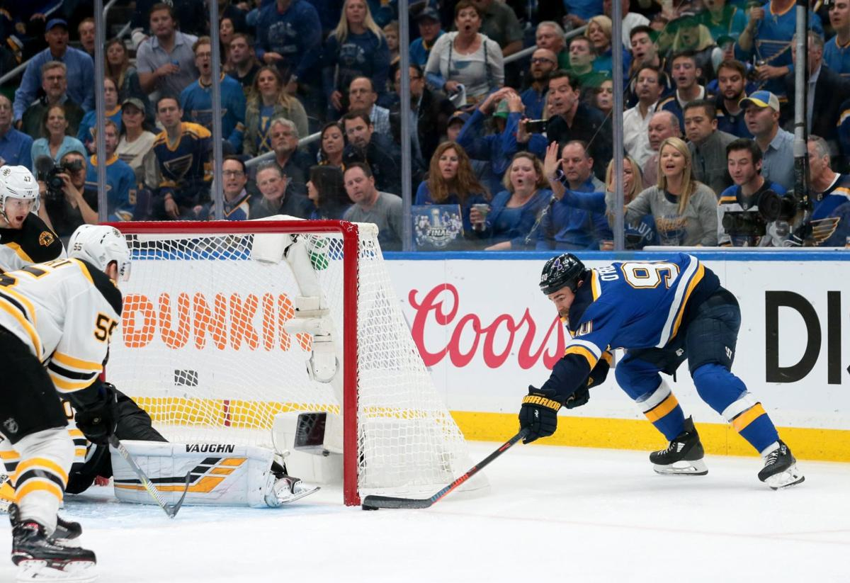 St. Louis Blues V Boston Bruins Game 4 Stanley Cup Final