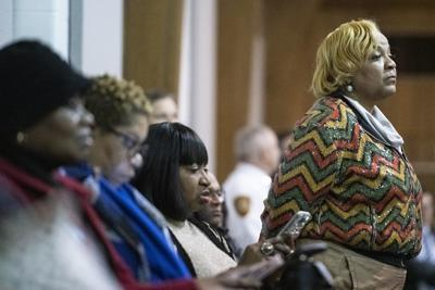 Police commissioners request public's input on new chief, then exclude the public