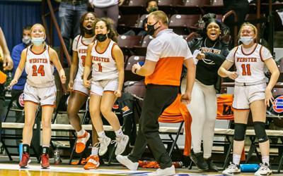 Webster Groves vs. Kickapoo girls basketball