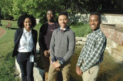 SLU McNair's Harris-Stowe Scholars