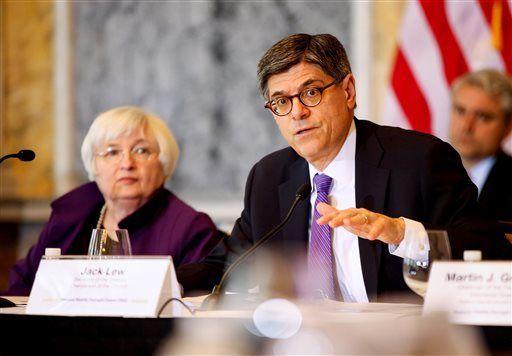 U.S. Treasury Secretary Jacob Lew