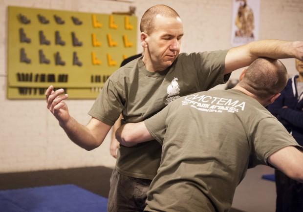 Mayberrys run St. Louis Combat Institute