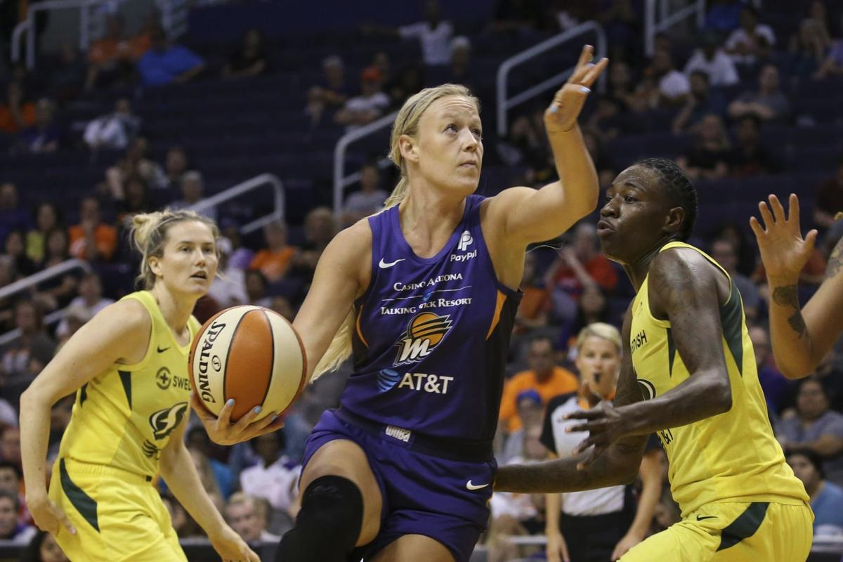 Hochman: Sophie Cunningham finds life in the WNBA 'super-humbling'