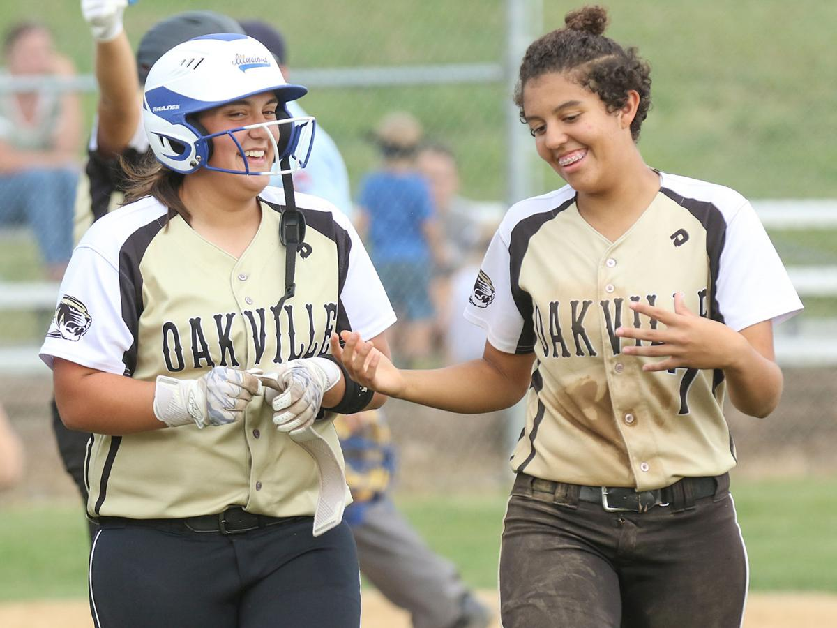 Oakville vs. Northwest Cedar Hill softball