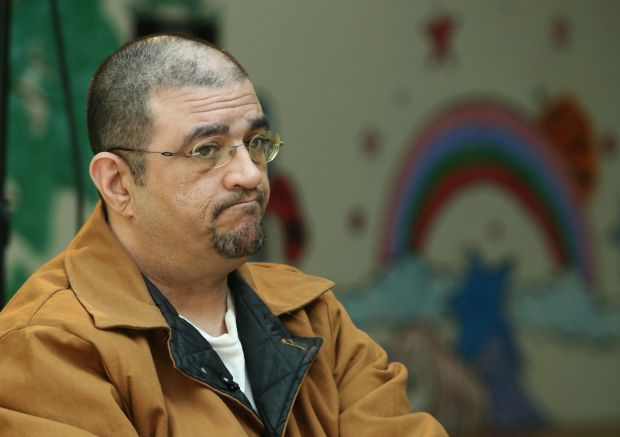 Convicted murderer Russell Faria defends his innocence