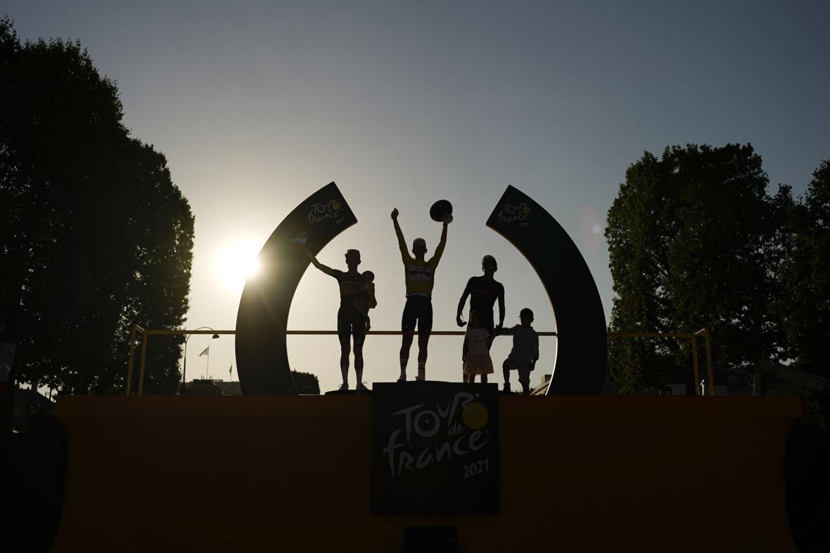 APTOPIX France Cycling Tour de France