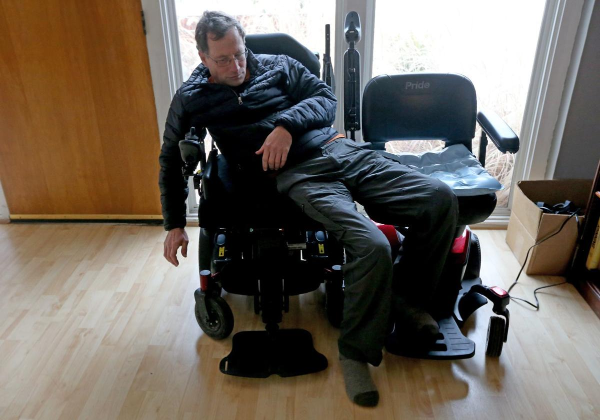 Searching for answer- David Frei stops taking ALS drug Radicava