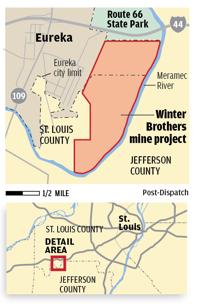 Eureka Gravel Mine Battle Continues Prompting Court