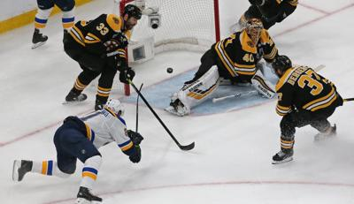 Hochman With Tarasenko Playing His Best Hockey Bruins Will Try To
