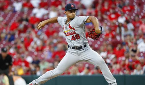 separation shoes 26e76 05cb1 Hochman: 'Diabetic Phenom' — that's Cardinals rookie Jordan ...