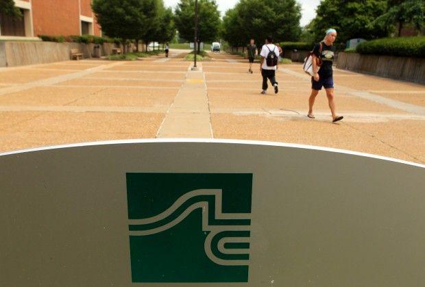 the Meramec campus of the St. Louis Coummunity College
