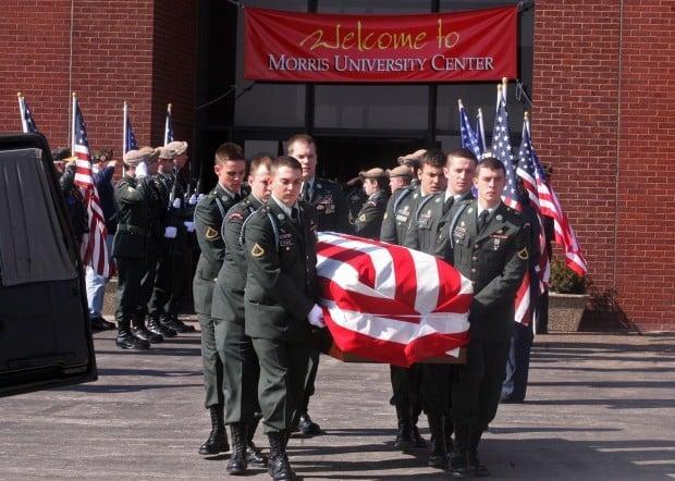 Ryan Garbs funeral