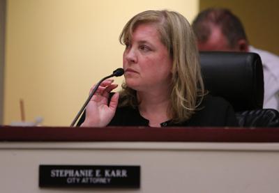 Ferguson city council discusses concent decree