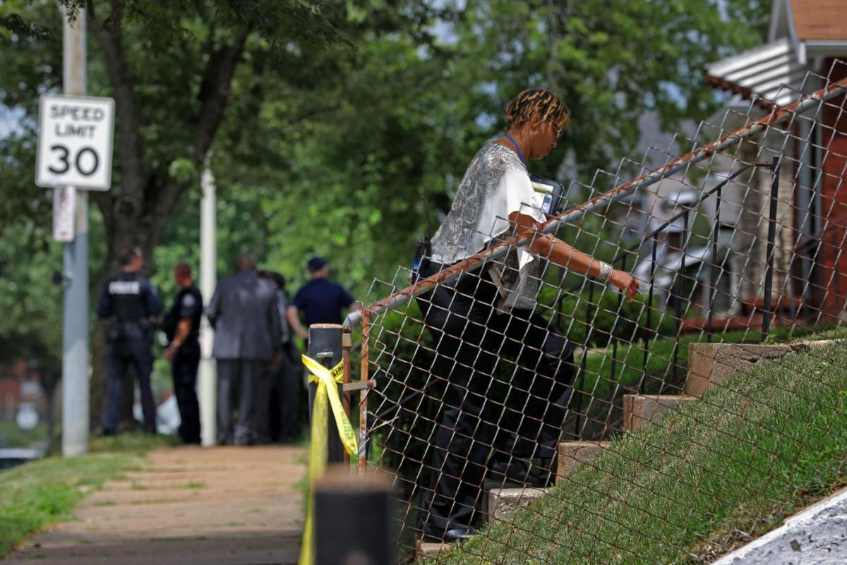 Officer invlolved shooting on Shreve Avenue