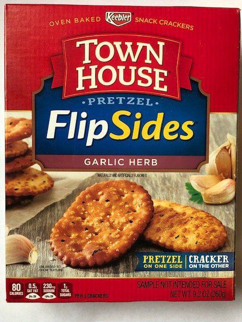 Best Bites: Town House Pretzel FlipSides Garlic Herb
