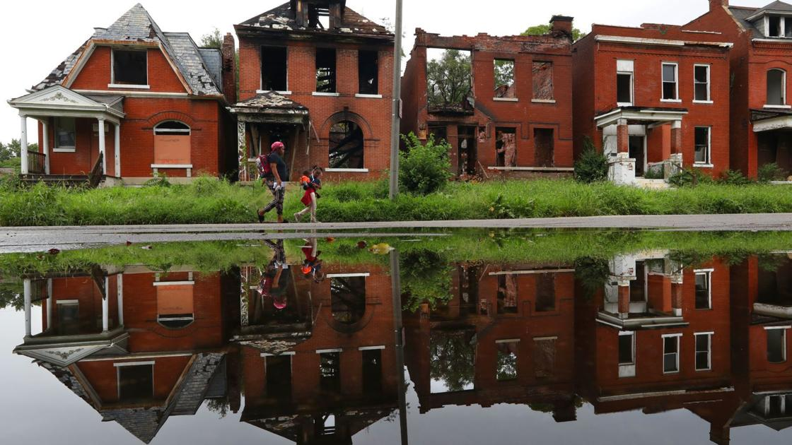 Tipping point: St. Louis struggles to keep up with rising tide of broken, abandoned buildings